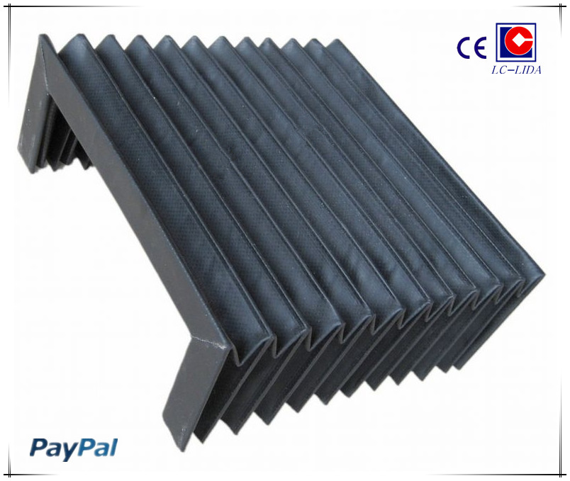 Flexible accordion type cnc machine bellow covers buy