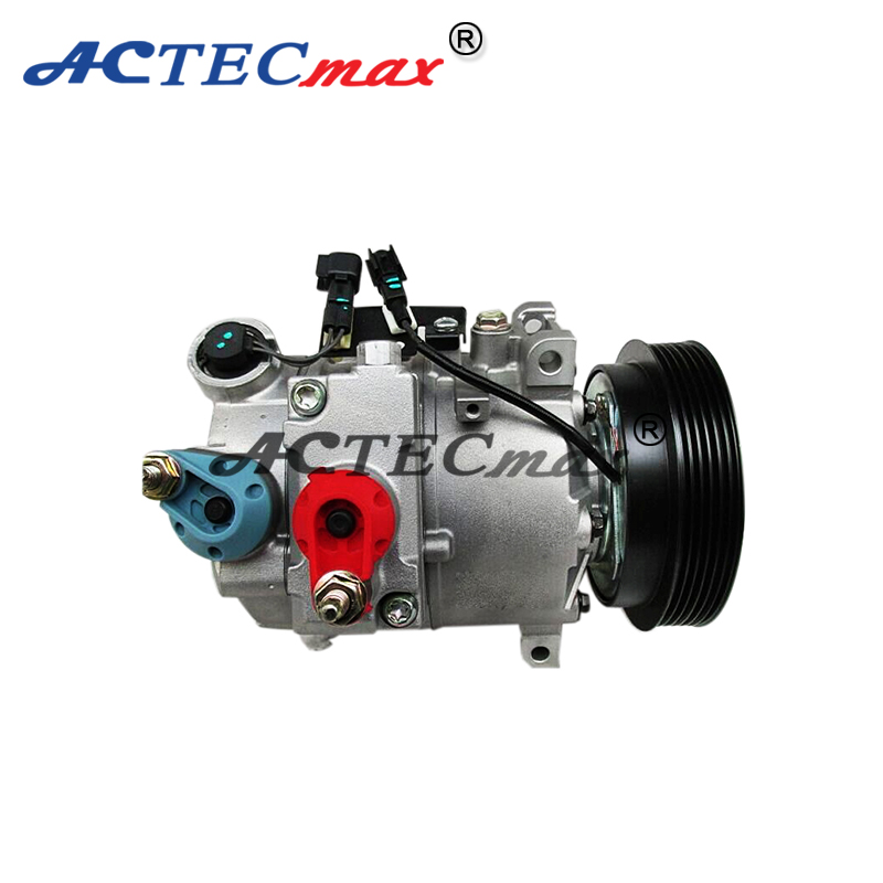DCS17ECR VOLVO a/c compressor Valeo 813271 Volvo 36001663 36002424 compressor air conditioner