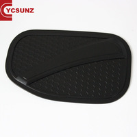 YCSUNZ SUV ABS Plastic Black Tank Cover For Everest 2015 2016 Fuel Tank Gas cover Cap
