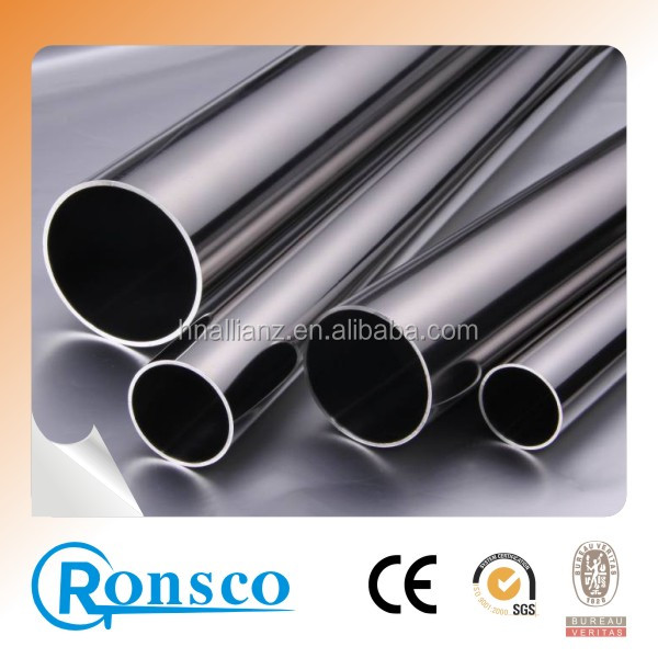 Prime Quality Building Material Hot Rolled Flexible Stainless Steel Tubing Building Industry