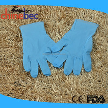 Hot Sale Cheap Custom Disposable Colored Nitrile Examination Gloves with CE & FDA