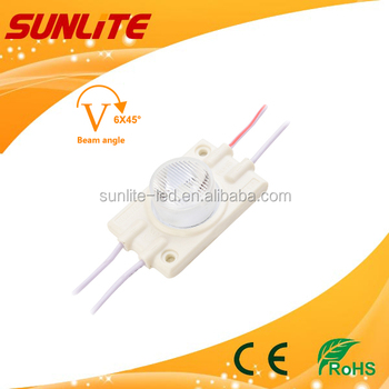 High power injection led module indoor outdoor for light box