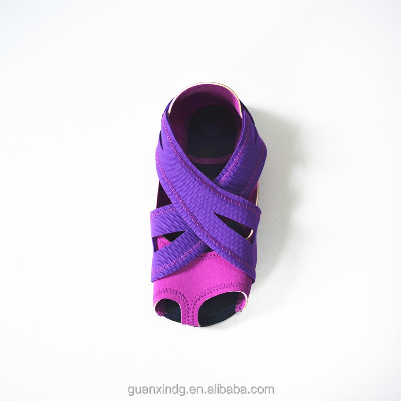 new design neoprene yoga shoes studio wrap
