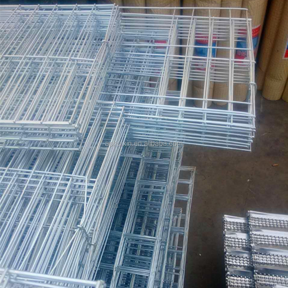 IN STOCK - Hot dipped galvanized / PVC Coated / Electro galvanized welded wire mesh panel on sale