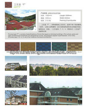 High Quality Housetop Roofing / Stone Coated Roof Sheet Sc 1 St Alibaba