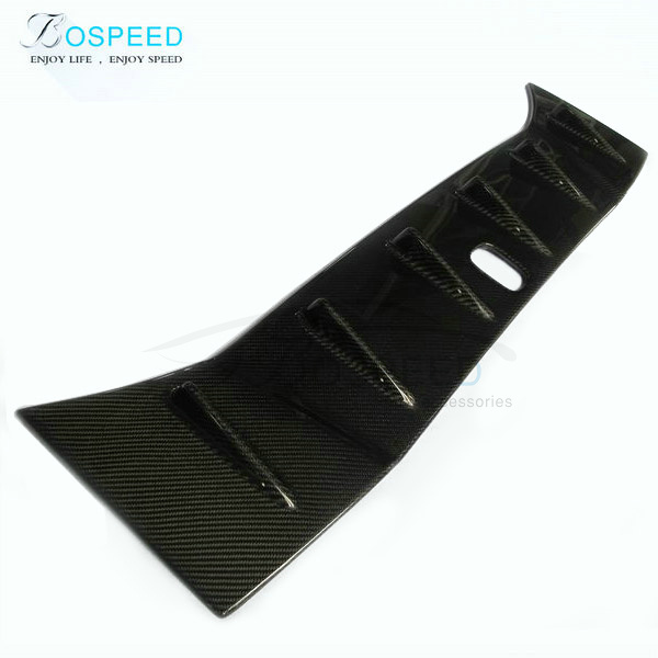 Carbon fiber chargespeed style roof rear spoiler for Toyota 86 GT86 FT86 ZN6 BRZ