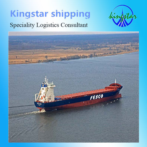 Sea freight forwarder LCL service shipping project cargo from shanghai to Koper