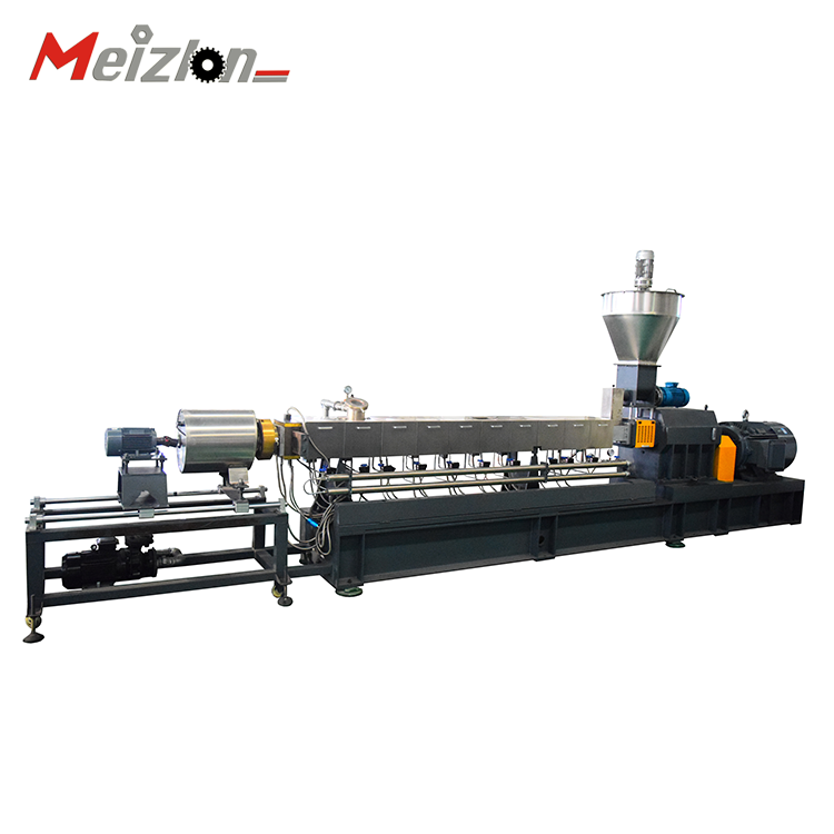 PC/ABS/kleur masterbatch/ingenieur plastic pellets making machine