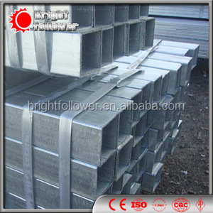 ms square pipe weight chart erw tube/galvanized square pipe galvanized square steel pipe