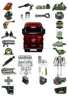Replacements used for Mercedes Benz truck