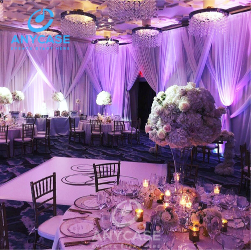 Moscow Cheap Price Light Weight wedding chairs light backdrop  drape support