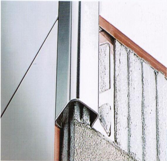 Stainless Steel Ceramic Tile Trim Amp Punched Tile Adge Trim