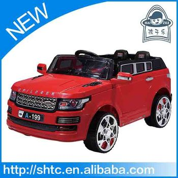 hot selling electric branded toy cars