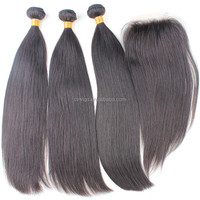 wholesale grade 7A raw unprocessed brazilian malaysian peruvian virgin hair