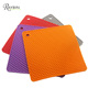 Alibaba Wholesale Heat Resistant Silicone Pot Holder Trivet Mat for Kitchen