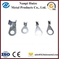 Compression terminal aluminum cable lugs