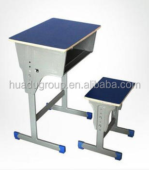 High Quality School Furniture Student Desk And Table Chair With Competitive Price Study Reading