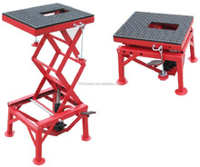 HYDRAULIC MOTORCYCLE LIFT TABLE,MOTORCYCLE STAND
