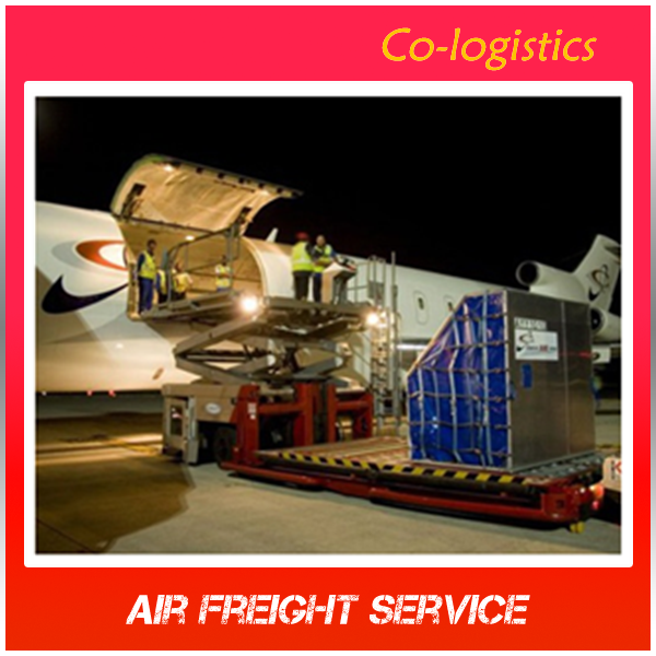 Consolidated Air Freight Fulfillment to London Service