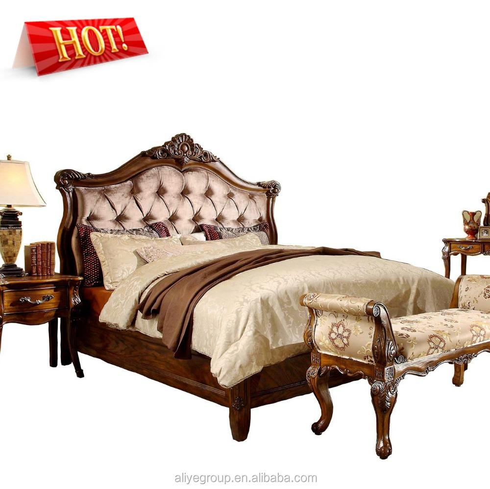 Venta al por mayor camas de maderas antiguas-Compre online los ...