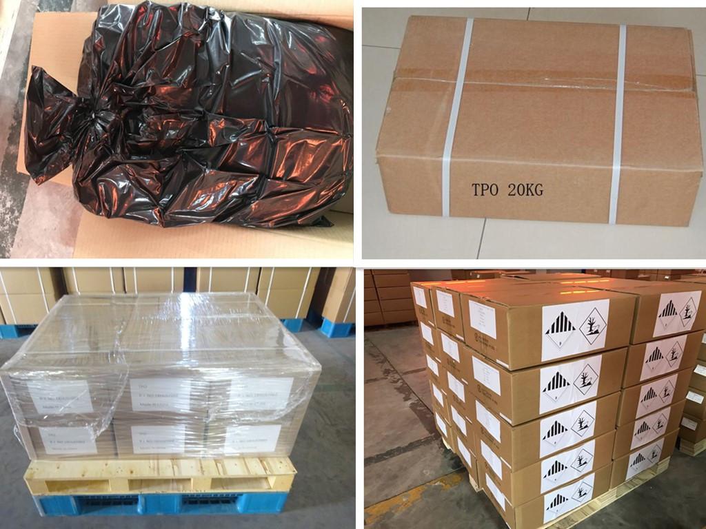 High quality UV Photoinitiator TPO CAS 75980-60-8 TPO