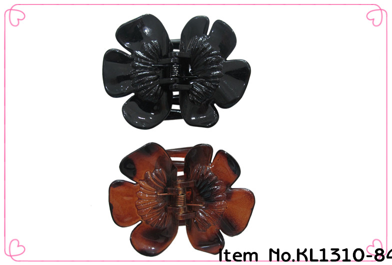Black Hair Claw Clip Butterfly Claw Clip Butterfly Hair Claw Clips ...