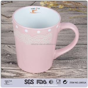 With Thick Ceramic Mug Handle Coffee 0wP8kXnO