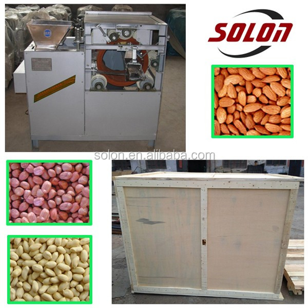 Automatic good quality chickpea skin peeling machine blanched peanut skin removing machine with factory price