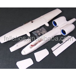 Model Plane EPO A-10 Ducted fan version