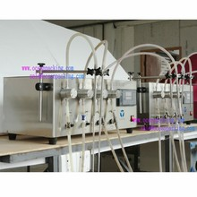 small scale perfume bottle filling machine