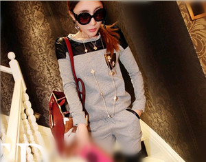 D90713L FALL 2013 KOREAN NEW FIGHT SKIN LADIES SUIT