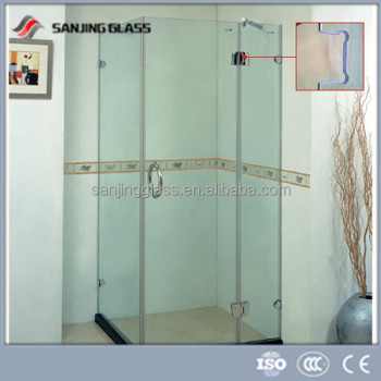 Tempered Glass Obscure Glass Shower Doors Buy Obscure Glass Shower