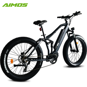 embedded battery 17.4ah Bafang G510 8 speeds 48v 1000w mid drive cheap electric bike