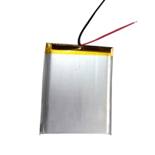 High Capacity 955060 3.7V 3000mAh Rechargeable Li-polymer Battery