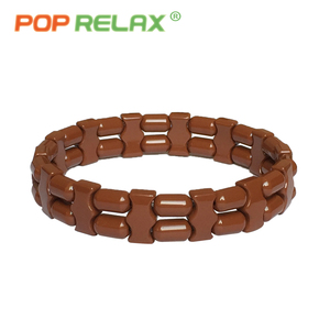 POP RELAX women's germanium ceramic bracelet magnets jewelry magnetic therapy
