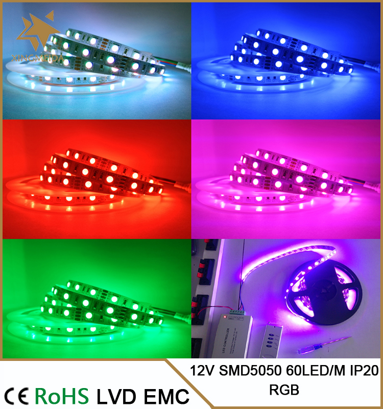 5mm rgb led strip light