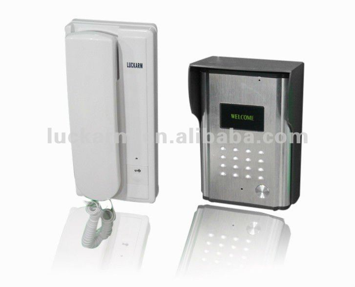 Video Door Phone Unlock Record Monitor Call Digital Indoor Station Video Intercom Doorbell