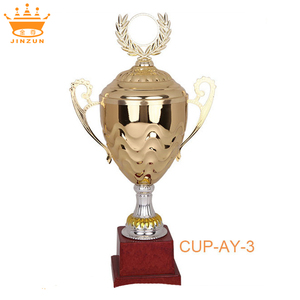 Super Design Hotselling Production Metal Award Medal Trophy CUP-AY-3