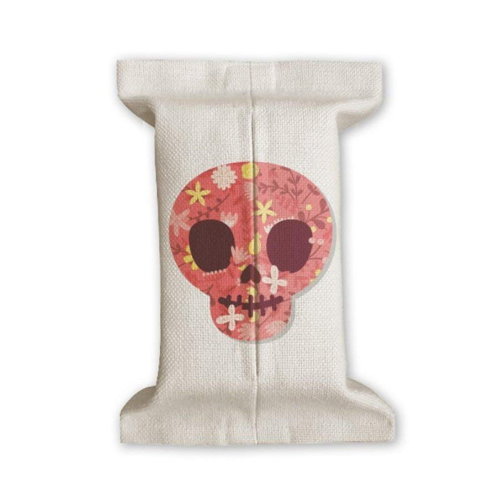 Pink Skulls Mexico Day Of Dead Table Hook Folding Bag Desk Hanger Foldable Holder