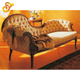 Living room antique chaise lounge chair sofa