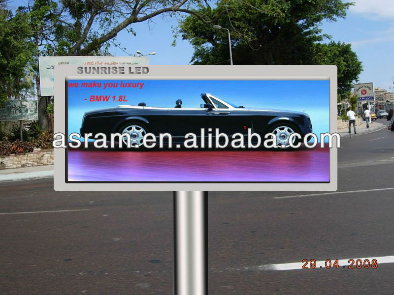 Signs Ad Led Billboard Display Sign Message Led Led Smd 3 In 1 ...