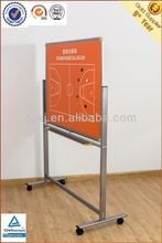 Zhongjia Magnetic writing basketball white board with stand