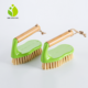 Tile cleaning plastic wooden floor scrubber hand brushes