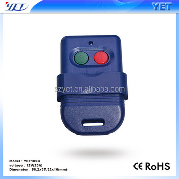 Faac Remote Control For Garage Door Door Opener Barrier Gate Buy