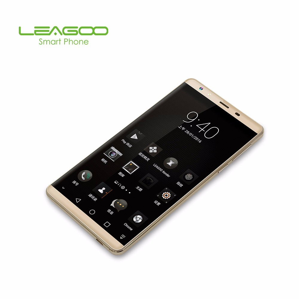 Original Leagoo Shark 1 Phone 6 inch Screen Unlocked Android 4g lte octa-core Smartphone