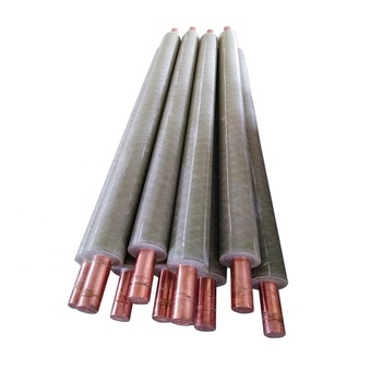 High anti-acid performance fiberglass reinforced epoxy pipe