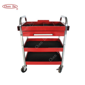 multifunction tool cart/ tool wagon /tool cabinet RED