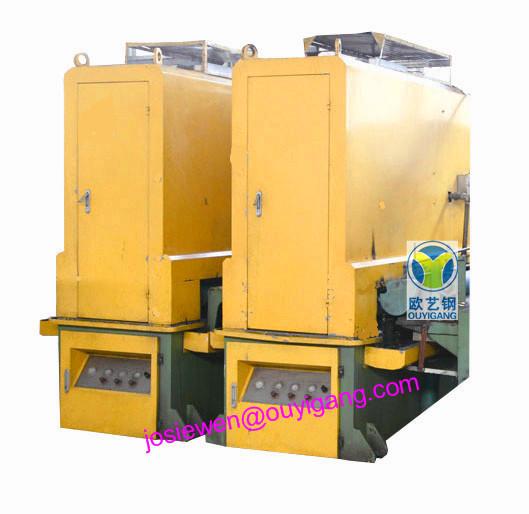 Ouyigang Ss 900mm Sheet No.4 Finish Polishing Machine