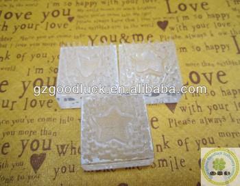 Tallinn Making Soap Stamp Custom Acrylic Stamper