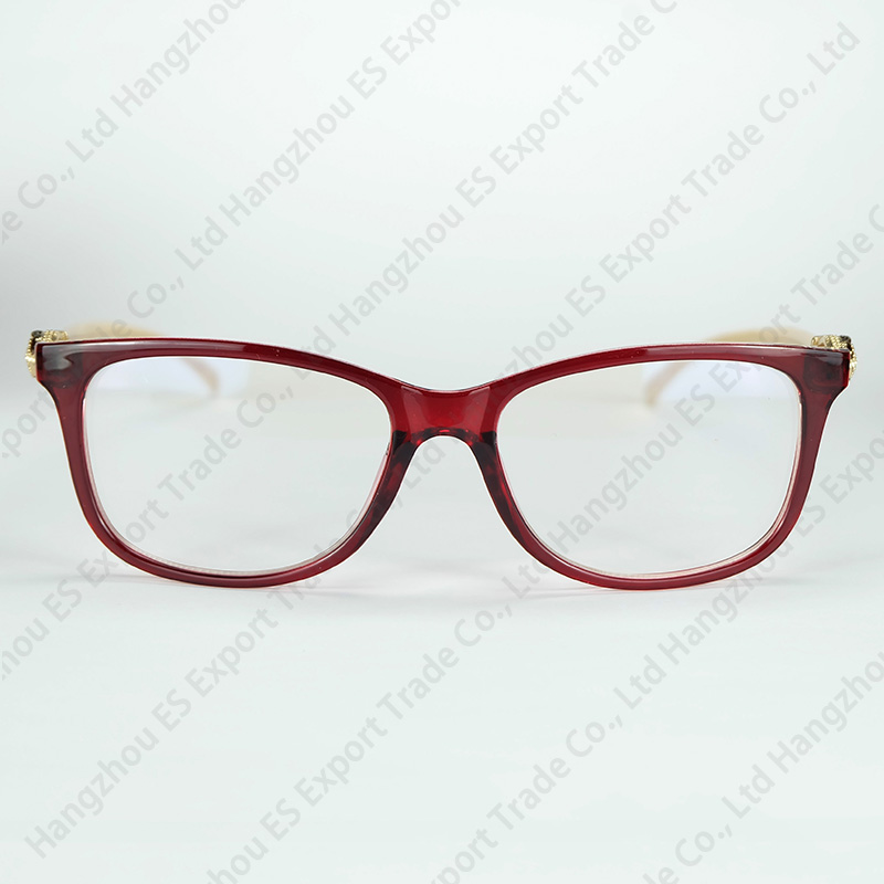 27f936448f6 2018 Wholesale Sexy Lady Luxury Optical Glasses Leopard Head Styling ...